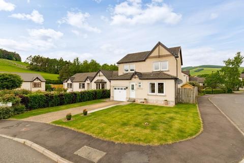 4 bedroom detached house for sale - 22 Plumerknowe Gardens, Cardrona, Peebles, EH45 9LH