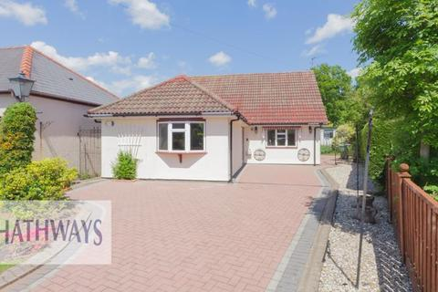 3 bedroom detached bungalow for sale - Ashford Close, Cwmbran