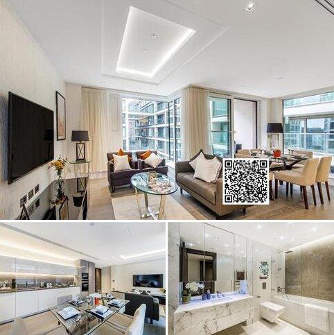 2 bedroom flat to rent - Lord Kensington House, 5 Radnor Terrace, London, W14