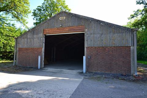 Storage to rent - Pirton, Nr Hitchin, Hertfordshire