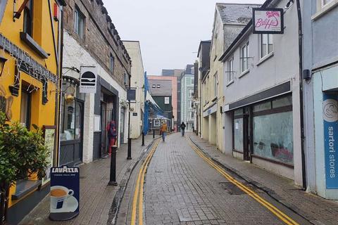 Shop for sale - Upper Frog Street, Tenby