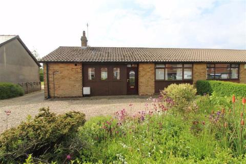 2 bedroom semi-detached bungalow for sale - Langthorpe Road, New Ellerby, East Yorkshire