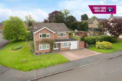 5 bedroom detached house for sale - Hunters Close, Husbands Bosworth, Lutterworth