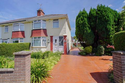 3 bedroom end of terrace house for sale - Grove Place, Birchgrove, Cardiff