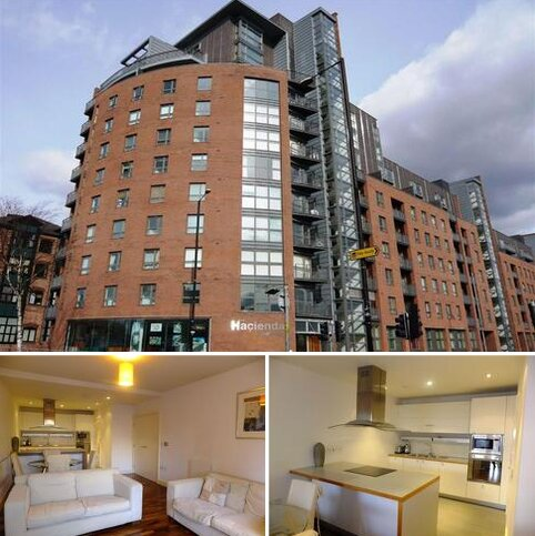 1 bedroom flat to rent - The Hacienda, 11 - 15 Whitworth Street West, Manchester