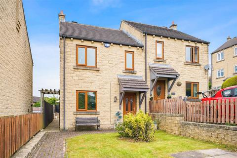3 bedroom semi-detached house for sale - Calder Drive, Berry Brow, Huddersfield