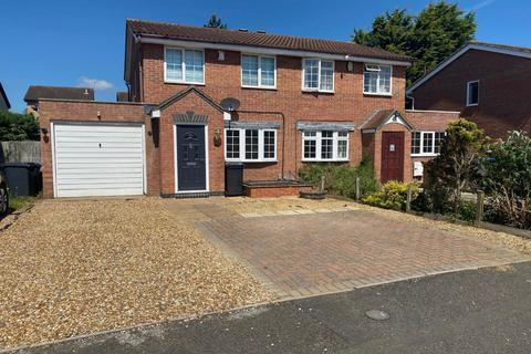 2 bedroom semi-detached house for sale - Wilford Avenue, Wakes Meadow, Northampton, NN3