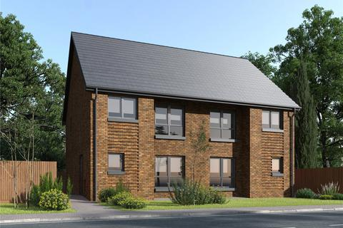 3 bedroom semi-detached house for sale - Plot 4 - Eden Grove, Dealston Road, Barrhead, Glasgow, G78