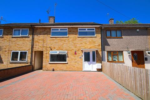 3 bedroom terraced house for sale - Monmouth Drive, Leicester