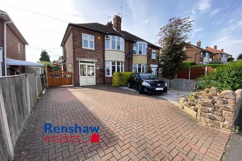 3 bedroom semi-detached house for sale - St Wilfrids Road, West Hallam, Derbyshire