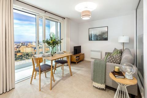Studio to rent - Aston Place, 100 Suffolk Street, B1 1FU