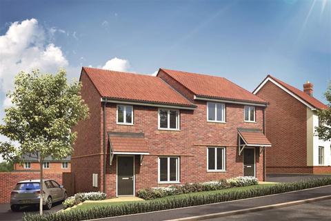 3 bedroom semi-detached house for sale - The Gosford - Plot 170 at Broadleaf Park, Rownhams Lane, Rownhams SO16
