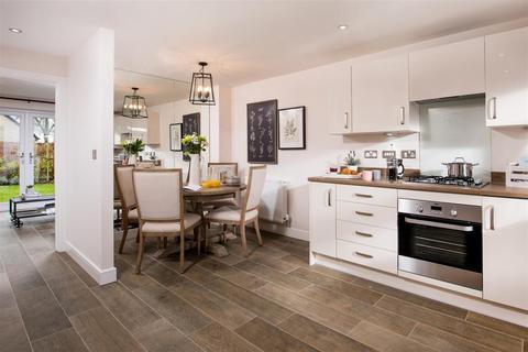 3 bedroom semi-detached house for sale - The Alton G - Plot 91 at Heathfield Farm, Dean Row Road SK9