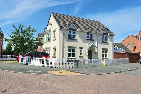 4 bedroom detached house for sale - Lavender Gardens, Saxon Park, Warrington, WA5