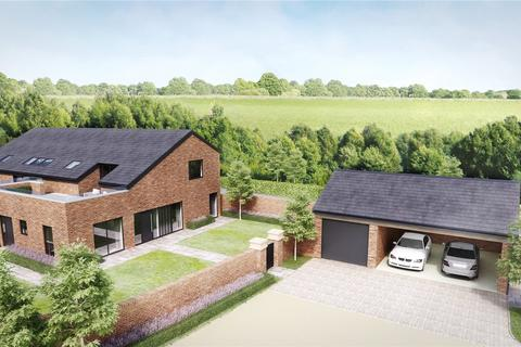 4 bedroom property with land for sale - Hough Lane, Alderley Edge, Cheshire, SK9