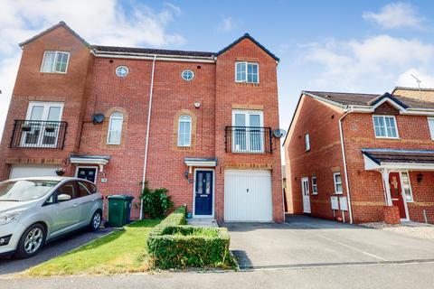 3 bedroom semi-detached house for sale - Churnet Road,Hilton,Derby,DE65 5LF