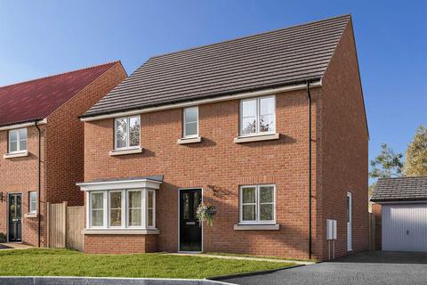 4 bedroom detached house for sale - Plot 298, The Pembroke at Copperfields, Showground Road, Malton, North Yorkshire YO17