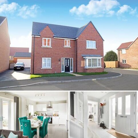 4 bedroom detached house for sale - Plot 299, The Cottingham at Copperfields, Showground Road, Malton, North Yorkshire YO17