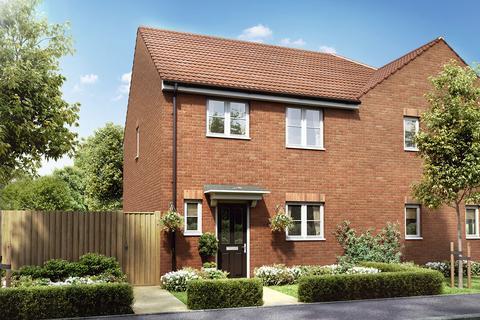 3 bedroom end of terrace house for sale - Plot 24, The Eveleigh at Treswell Gardens, Tiln Lane, Retford, Nottinghamshire DN22