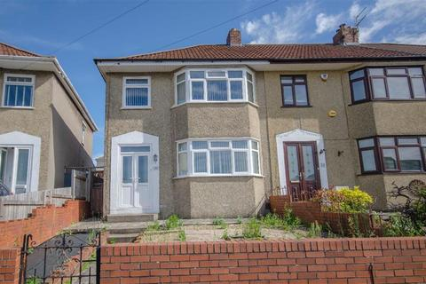 3 bedroom end of terrace house for sale - Teewell Avenue, Staple Hill, Bristol, BS16 5NQ