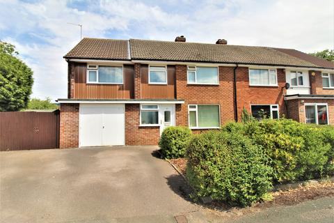 5 bedroom semi-detached house for sale - HATHERLEY, GL51