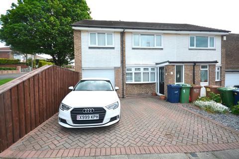 3 bedroom semi-detached house for sale - Highworth Drive, Springwell Village, NE9