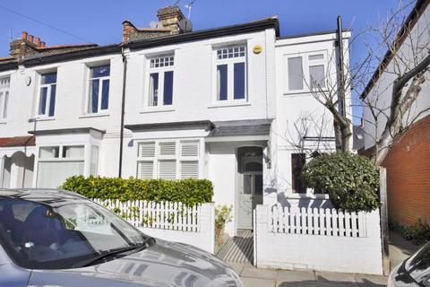 4 bedroom end of terrace house for sale - Ernest Gardens, Chiswick W4