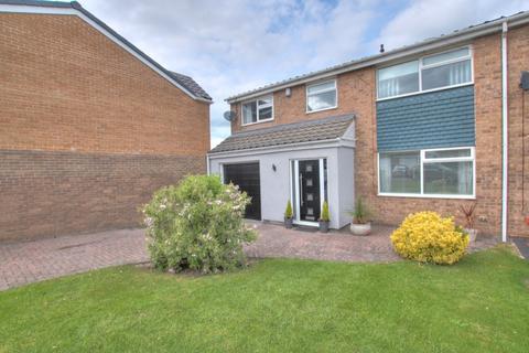 4 bedroom semi-detached house for sale - Jasmin Avenue, Chapel Park, Newcastle upon Tyne, NE5