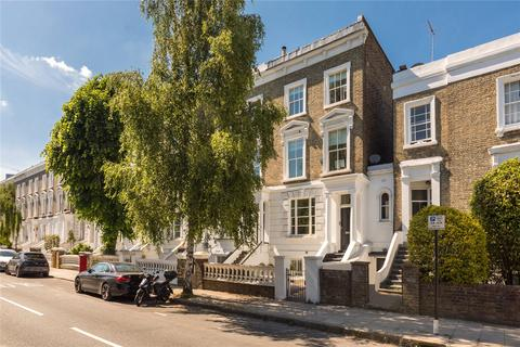 5 bedroom end of terrace house for sale - Belsize Road, South Hampstead, London