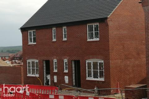 3 bedroom semi-detached house for sale - Kirby Drive, Derby
