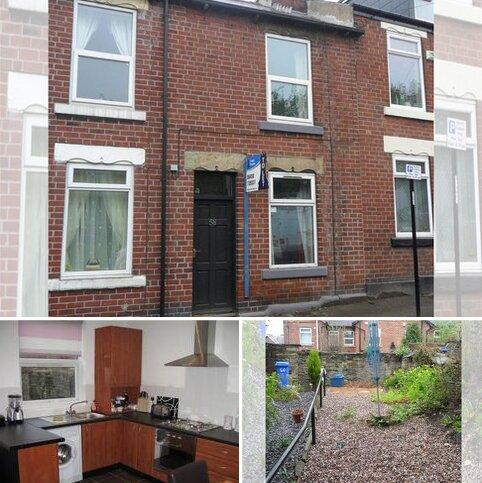 2 bedroom terraced house to rent - Margaret Street, Sheffield, S1