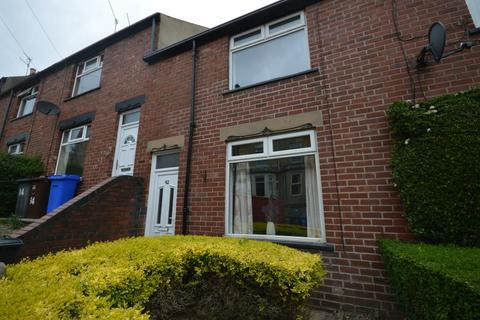 2 bedroom terraced house to rent - WOOD ROAD, SHEFFIELD, S6 4LX