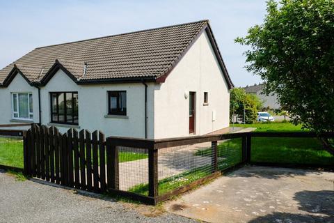 2 bedroom semi-detached bungalow for sale - 10 KILN RIDGE, STORNOWAY, ISLE OF LEWIS HS1 2TY