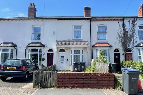 3 bedroom terraced house for sale - Birchwood Road, Moseley, Birmingham, B12