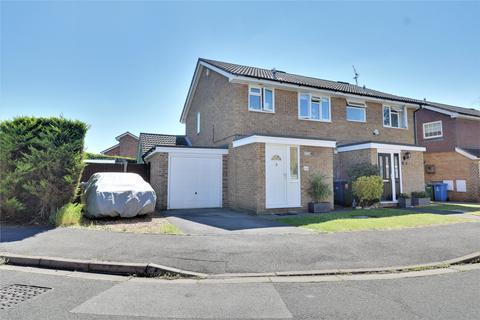 3 bedroom semi-detached house for sale - Hopeman Close, College Town, Sandhurst, Berkshire, GU47