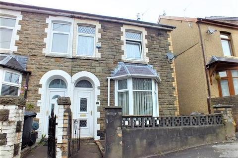 3 bedroom semi-detached house for sale - Clynmawr Street, Abertillery. NP13 1NN