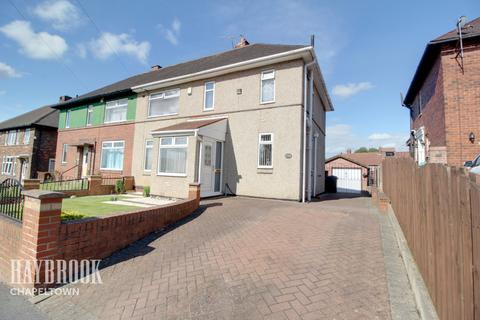 3 bedroom semi-detached house for sale - Tunwell Avenue, Sheffield