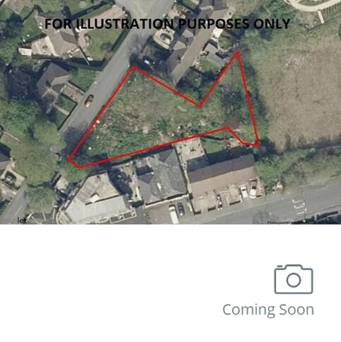 Residential development for sale - Land at Hebden Avenue
