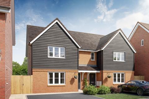 3 bedroom semi-detached house for sale - Plot 58, The Sherwood at Mulberry Grange @ Westvale Park, Reigate Road, Hookwood RH6