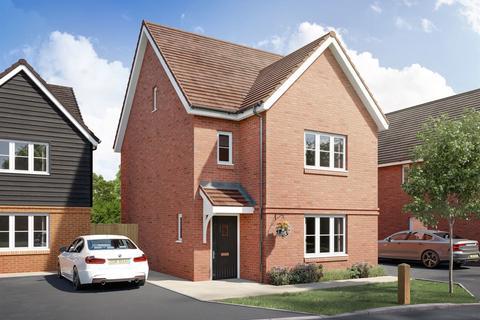 4 bedroom detached house for sale - Plot 53, The Greenwood at Mulberry Grange @ Westvale Park, Reigate Road, Hookwood RH6