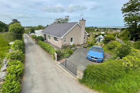 3 bedroom bungalow for sale - Rhosisaf, Rhostryfan, Caernarfon, Gwynedd, LL54