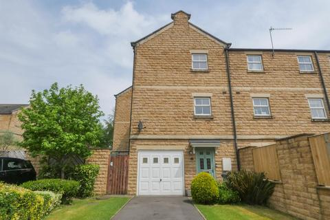 3 bedroom end of terrace house for sale - Narrowboat Wharf, Rodley, LS13