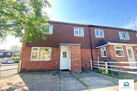2 bedroom end of terrace house to rent - Allinson Close, Leicester, LE5