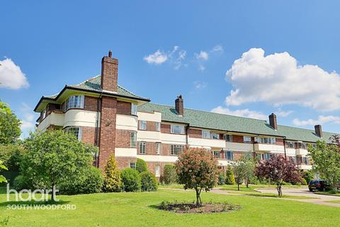 2 bedroom flat for sale - Hermitage Court, South Woodford, London, E18