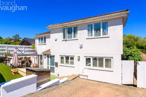 5 bedroom detached house for sale - Hillside Way, Withdean, Brighton, BN1