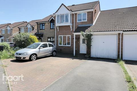 3 bedroom link detached house for sale - Claverley Green, Luton