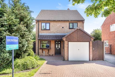 3 bedroom detached house for sale - Beverley Parklands, Beverley, East Yorkshire , HU17 0RA