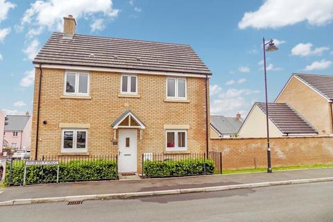 3 bedroom detached house for sale - Ffordd Y Grug, Coity, Bridgend . CF35 6BQ