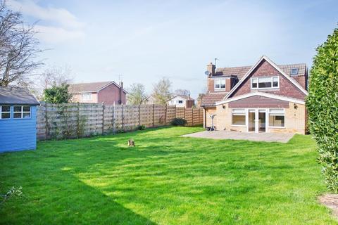 5 bedroom detached house for sale - Back Lane, Bilbrough, York, North Yorkshire, YO23 3PL