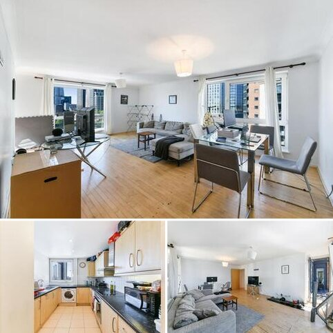 3 bedroom apartment to rent - Boardwalk Place, Nr Canary Wharf, London, E14